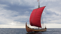 Draken Harald Viking Ship