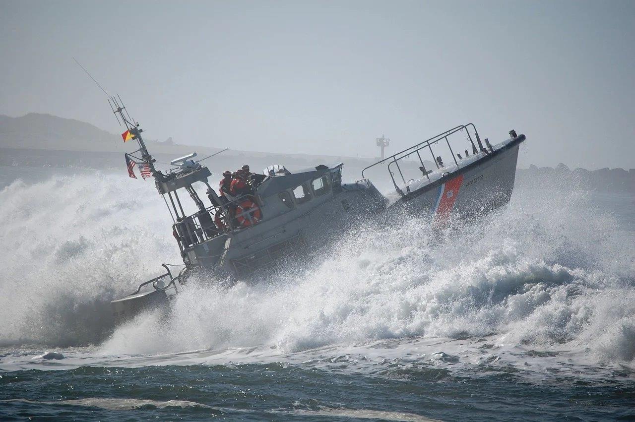 New England Coast Guard Stories - Dyke Hendrickson LR
